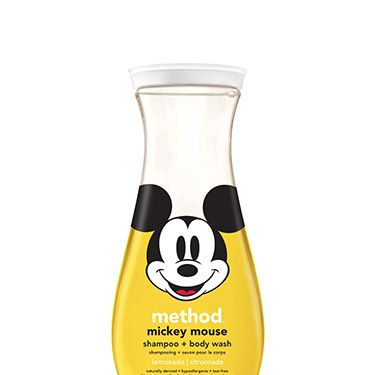 <p>Lathering up with a grown-up wash isn't half as fun as this, so throw out those adult shower gels and basically groom like a kid. It's lemonade scented, it's multi-tasking and it has Mickey Mouse on the front&#x3B; if you can show us anything better than this, then we'll show you a fibber. </p>