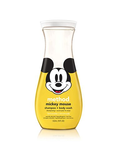 "<p>Lathering up with a grown-up wash isn't half as fun as this, so throw out those adult shower gels and basically groom like a kid. It's lemonade scented, it's multi-tasking and it has Mickey Mouse on the front; if you can show us anything better than this, then we'll show you a fibber. </p> <p><a href=""http://www.methodproducts.co.uk/body-wash/mickey-mouse.html"" target=""_blank"">Method Mickey Mouse Shampoo & Body Wash, £5</a></p> <p><a href=""http://www.cosmopolitan.co.uk/beauty-hair/beauty-tips/how-to-be-sleeping-beauty?click=main_sr"" target=""_blank"">HOW TO BE A SLEEPING BEAUTY: 6 TIPS FOR WELL-RESTED SKIN</a></p> <p><a href=""http://www.cosmopolitan.co.uk/beauty-hair/news/trends/disney-princess-spring-summer-hair-trends-2014"" target=""_blank"">7 SPRING/SUMMER 2014 HAIR TRENDS DEMOED BY DISNEY PRINCESSES</a></p> <p><a href=""http://www.cosmopolitan.co.uk/celebs/entertainment/disney-sushi-awesome-bento-boxes?click=main_sr"" target=""_blank"">DISNEY SUSHI IS A THING AND IT'S AWESOME</a></p>"