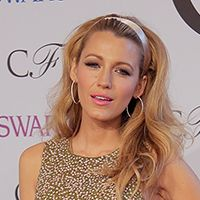 <p>No surprises here, Blake Lively looked utterly GORGE in Michael Kors (surprising, but we love) channelling her inner sixties chick wearing the sequinned shift dress from the designer's Resort 2015 collection (sooo ahead of the times) with pink suede Casedei pump. We love the ribbon in her hair and retro hoop earrings.</p>