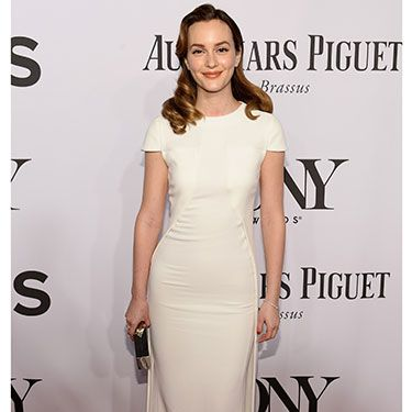 """<p>We've said it once today and we'll say it again: Leighton Meester looked GORGEOUS on the red carpet of the Tony Awards. Not only because of the smile plastered on her face as she <a href=""""http://www.cosmopolitan.co.uk/celebs/entertainment/leighton-meester-adam-brody-tony-awards"""" target=""""_blank"""">outed for the first time with new husband Adam Brody</a>, but because she looked simplistically stunning in a white Antonio Berardi dress.</p><p><a href=""""http://www.cosmopolitan.co.uk/fashion/guys-awards-red-carpet-looks"""" target=""""_blank"""">THE BEST LOOKS FROM THE GUYS' CHOICE AWARDS</a></p><p><a href=""""http://www.cosmopolitan.co.uk/fashion/news/best-of-the-cfda-red-carpet?page=1"""" target=""""_blank"""">HOTTEST RED CARPET LOOKS AT THE CFDAS</a></p><p><a href=""""http://www.cosmopolitan.co.uk/fashion/shopping/ten-of-the-best-summer-shoes"""" target=""""_blank"""">10 OF THE BEST SUMMER SHOES</a></p>"""