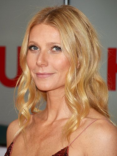 <p>If summer was a hairstyle, Gwyneth's would be it. Her buttery blonde tones styled into loose romantic ringlets are a sunny delight.</p>