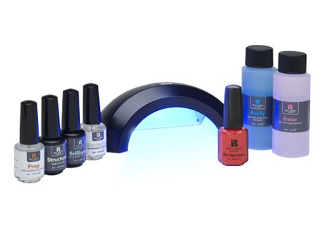"""<p><strong>Easy to use? </strong>Yes. This kit has everything needed for preparing, painting and finishing your manicure. There's no waiting time between each layer so you can literally just move onto the next stage without worrying about smudges.</p> <p><strong>Good results? </strong>One coat would probably have been enough, but the extra one gave my nails the thickness of a proper salon manicure. There's a really good range of colours available too.</p> <p><strong>Long lasting? </strong>I didn't cap the free edges but my manicure still lasted around 7 days before it started wearing away.</p> <p>Reviewed by Beauty Assistant Lucy Partington</p> <p><strong>Red Carpet Manicure Professional LED Kit £89.95 <a href=""""http://www.redcarpetmanicure.co.uk"""">redcarpetmanicure.co.uk</a></strong></p>"""