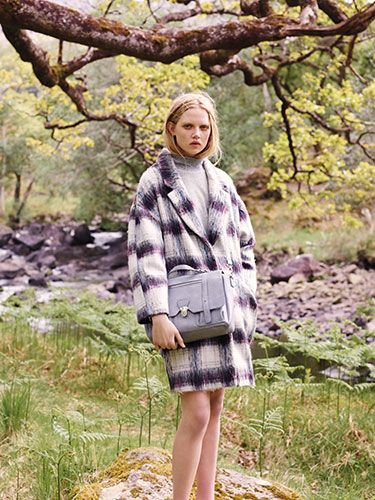 "<p>Brushed wool check coat, £20</p> <p>Jumper, £4</p> <p>Bag, £10</p> <p><a href=""http://www.cosmopolitan.co.uk/fashion/news/future-of-dress-sizes-asos"" target=""_blank"">IS THIS THE FUTURE OF DRESS SIZES?</a></p> <p><a href=""http://www.cosmopolitan.co.uk/fashion/news/ultimo-release-boob-job-bikini"" target=""_blank"">ULTIMO RELEASE THE 'BOOB JOB' BIKINI</a></p> <p><a href=""http://www.cosmopolitan.co.uk/fashion/news/festival-fashion-street-style-isle-of-wight"" target=""_blank"">ISLE OF WIGHT FESTIVAL STREET STYLE</a></p>"