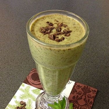 <p><strong>Ingredients<br /></strong>Handful spinach or watercress or a mix</p>