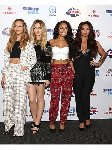 "<p>The Little Mix girls were sparkling over the weekend, as they accessorised their on-trend outfits with glitter in abundance around the eyes. We particularly love Jade's co-ordinated check suit and Leigh-Anne's print trousers. Gorgeous!</p> <p><a href=""http://www.cosmopolitan.co.uk/fashion/news/cheryl-cole-x-factor-audition-looks"" target=""_blank"">CHERYL COLE'S X FACTOR AUDITION OUTFITS</a></p> <p><a href=""http://www.cosmopolitan.co.uk/fashion/shopping/isle-of-wight-festival-packing-whats-in-your-bag"" target=""_blank"">WHAT TO PACK IN YOUR FESTIVAL HANDBAG</a></p> <p><a href=""http://www.cosmopolitan.co.uk/fashion/primark-autumn-winter-2014"" target=""_blank"">WHAT WILL WE BE WEARING THIS AUTUMN/WINTER?</a></p>"