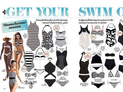 "<p>From fashion forward cutaways to figure flattering two-pieces in the season's hottest hues, we've got your summer swimwear sorted. With more than 65 bathing suits, get ready to feel and look fab in the sun.</p> <p><a href=""http://www.hearstmagazines.co.uk/co/cbody7"" target=""_blank"">GET YOUR COPY OF COSMO BODY HERE</a></p> <p><a href=""http://www.cosmopolitan.co.uk/diet-fitness/health/michelle-keegan-cosmo-body-exclusive-interview"" target=""_blank"">MICHELLE KEEGAN ON IGNORING NAYSAYERS AND FINDING TRUE HAPPINESS</a></p> <p><a href=""http://www.cosmopolitan.co.uk/michelle"" target=""_blank"">SEE A BEHIND THE SCENES VIDEO OF COVERGIRL MICHELLE KEEGAN ON OUR OUR SHOOT</a></p>"