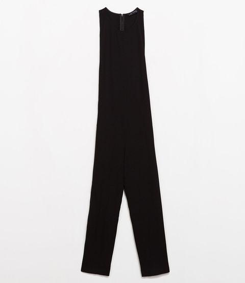 "<p><a href=""http://www.zara.com/uk/en/collection-aw14/woman/dresses/racerback-jumpsuit-c269185p2137602.html"" target=""_blank"">Racerback jumpsuit, £39.99, Zara</a></p>"