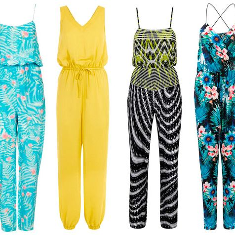 <p>The problem with jumpsuits, aside from the obvious 'needing an extra 10 minutes to go to the bathroom' situation, is that sometimes, just sometimes, it can look as though you've left your house wearing a onesie.</p><p>And while we're all for pyjama fashion, every now and then we want more from our clothes than just a whole load of comfort.</p><p>Want some inspiration? We're here to help.</p><p><em><strong>Click through to see our pick of the 10 jumpsuits that won't make you look like you're wearing your PJs...</strong></em></p>