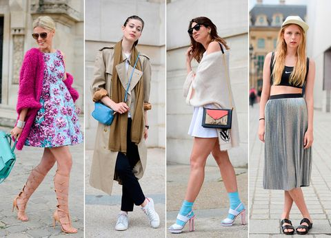 <p>Paris is experiencing an invasion of the super stylish kind.</p> <p>Yes, this week designers, models and celebrities have been enjoying viewing the very latest in haute couture fashion, while on the streets, bloggers, photographers, stylists and pretty much anyone interested in fashion have also been trying to get noticed with their wardrobe selections.</p> <p>From head-to-toe designer looks to high-street pieces styled to look high-end, we've picked 15 of the best street style looks from this year's Paris Haute Couture fashion week.</p> <p><em><strong>Click through the gallery to see the pictures...</strong></em></p> <p><em><strong><br /></strong></em></p>