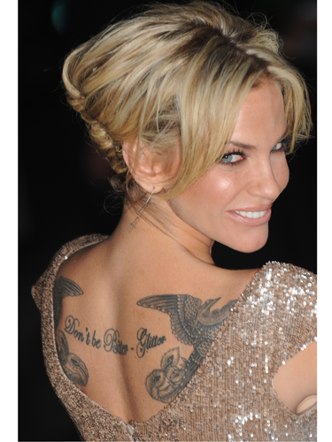 Celebrity Tattoos Best Celebrity Tattoos For Inspiration