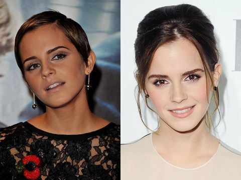"<p>English roses take note; when your skin looks perfect porcelain ('washed out' never rained on Emma's parade) embrace it. As she proves, less is much more.</p> <p><a href=""http://www.cosmopolitan.co.uk/beauty-hair/beauty-tips/how-to-get-glowing-skin"" target=""_self"">10 WAYS TO GET GLOWING SKIN WITHOUT MAKEUP</a></p> <p><a href=""http://www.cosmopolitan.co.uk/beauty-hair/beauty-tips/8-reasons-wear-less-makeup"" target=""_self"">8 REASONS TO WEAR LESS MAKEUP (& LOOK AMAZE FOR IT)</a></p> <p><a href=""http://www.cosmopolitan.co.uk/beauty-hair/news/styles/celebrity/summer-celebrity-hair-colour-ideas"" target=""_self"">SUMMER HAIR COLOUR INSPIRATION FROM CELEBRITIES</a></p>"