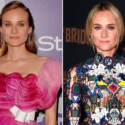<p>Let's face it, Diane Kruger always looks good. And even when you think she doesn't, there's a style expert on hand to tell you exactly why she does.</p>