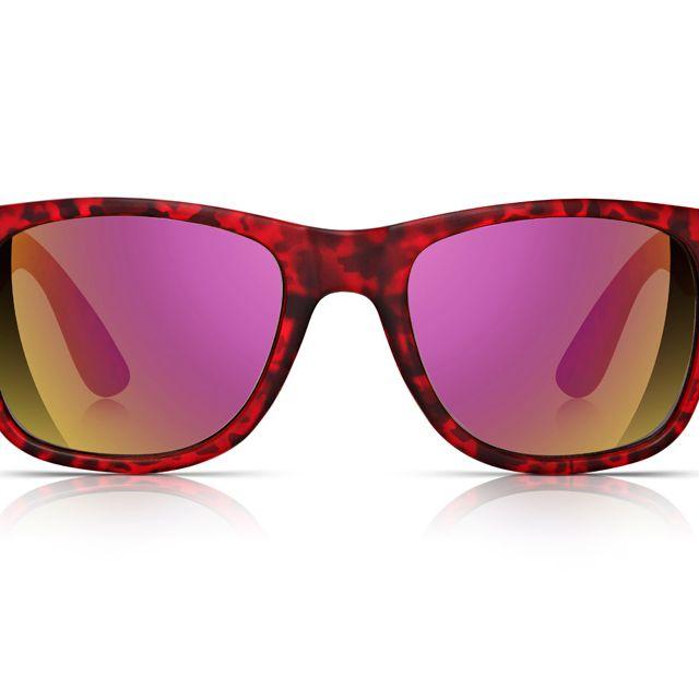 "<p><a href=""http://www.sunglassjunkie.com/mens-sunglasses-c1/sunglass-junkie-unisex-red-festival-wayfarer-mirrored-sunglasses-p87"" target=""_blank"">Red festival wayfarer mirrored sunglasses, £18, sunglassjunkie.com</a></p><p> </p>"
