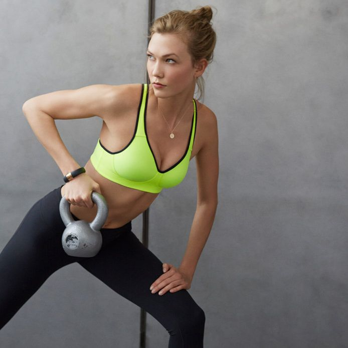 """<p>Due to lack of sweat in the glossy shots, we think the intensity of the work-out was pretty low compared to Karlie's usual fitness regime. </p><p><a href=""""http://www.cosmopolitan.co.uk/fashion/news/vanessa-hudgens-bongo-no-retouching"""" target=""""_blank"""">VANESSA HUDGEN'S UNRETOUCHED CAMPAIGN</a></p><p><a href=""""http://www.cosmopolitan.co.uk/fashion/celebrity/celebrity-style-watch-july-2014"""" target=""""_blank"""">THE BEST AND WORST DRESSED CELEBS THIS WEEK</a></p><p><a href=""""http://www.cosmopolitan.co.uk/fashion/news/damian-lewis-homeland-aquascutum-pictures"""" target=""""_blank"""">DAMIAN LEWIS FOR AQUASCUTUM. HOT</a></p><div> </div>"""