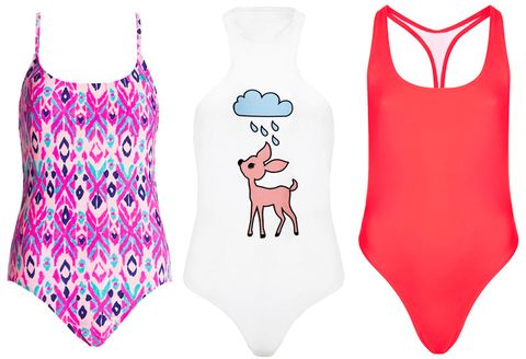 <p>Today the legendary David Hasselhoff turns 62 and to celebrate we've put together 20 of the most amazing one-piece swimsuits for summer. Why? Well he was in Baywatch wasn't he... See what we did there?</p> <p>Even if you don't intend to run across the beach in slow-motion, flicking your hair over your shoulders as you go looking for a Hoff of your own, these swimsuits are well worth a look.</p> <p>High-rising or low-plunging, cut-out or figure-flattering and plain or print-tastic - we've got it all covered.</p> <p><em><strong>Click through the gallery to see our pick of the best 20 swimsuits for summer...</strong></em></p>