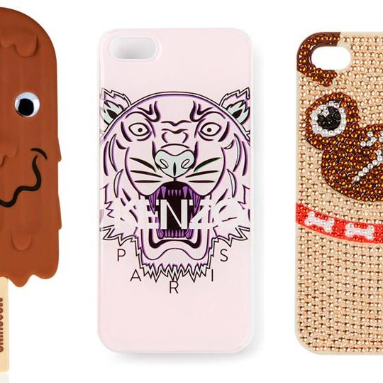 <p>Accessorising means much more than just throwing on some nice bling and a good pair of heels these days - it even means making sure your mobile phone case matches your handbag. Yes, really.</p>