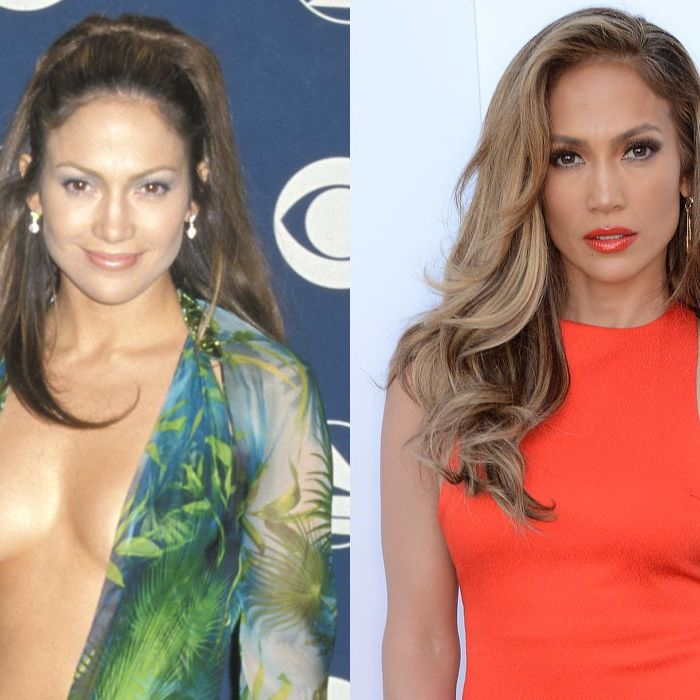 <p>As J-Lo turns 45-years-old - and still looks exactly like she did 15 years ago - we take a look back over her satorial CV.</p><p>From <em>that</em> green Versace dress, numerous bum-hugging dresses and her influence on making gold hoop earrings and the Croydon facelift cool again, there's been a lot to take in over the years.</p><p>So, what have we learned from J-Lo's style?</p><p><em><strong>Click through the gallery to find out...</strong></em></p>