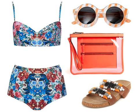 <p>Woah, are you going to Ibiza? Are you gonna have a party?... We won't go on.</p> <p>Make your life easier by packing light, with just the key pieces that will see you through from sun-lounger to nightclub.</p> <p><em><strong>Click through the gallery for our essential Ibiza wardobe picks...</strong></em></p> <p><em><strong><br /></strong>By Abby Dennison</em></p>