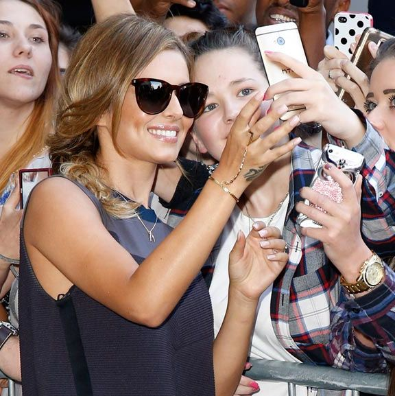 """<p>The new Mrs Fernandez-Versini, or Cheryl, Chezza, Chez as you might refer to her, looked the picture of happiness as she arrived at the Radio One studios to promote her single Crazy Stupid Love.</p><p>The singer was dressed for the gorgeous British weather in head-to-toe designer and was happy to pose for selfies with fans wearing her summery shades.</p><p><em><strong>Click through the gallery to see Cheryl's amazing look and other celebs who have been hitting the style high notes this week...</strong></em></p><p><a href=""""http://www.cosmopolitan.co.uk/fashion/shopping/best-summer-swimwear"""" target=""""_blank"""">20 SWIMSUITS THAT WILL MAKE YOU LOOK GREAT</a></p><p><a href=""""http://www.cosmopolitan.co.uk/fashion/news/selena-gomez-italian-style-streak"""" target=""""_blank"""">SELENA GOMEZ' ITALIAN STYLE STREAK</a></p><p><a href=""""http://www.cosmopolitan.co.uk/fashion/news/selena-gomez-italian-style-streak"""" target=""""_blank"""">THE BEST MIRRORED SUNGLASSES</a></p><div> </div><p><em><strong><br /></strong></em></p>"""