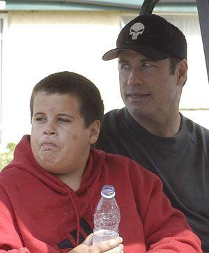 Cruise on Travolta