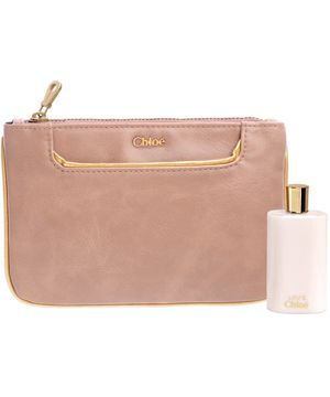 Want a designer bag without the price tag  Well why not start with this  amazing Chloe pouch cb48bc6a8b342