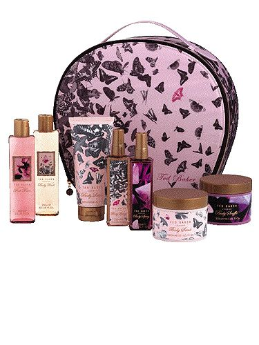 f9686cec03e4 This week you can save on Christmas shopping with another fabulous gift  from Boots – this time from Ted Baker. The Make it Big vanity set is packed  with ...