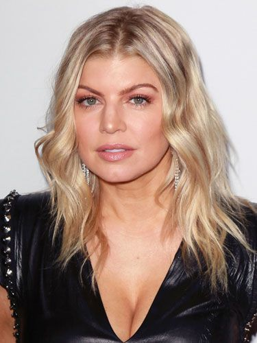 Fergie Rocks It Up With An Edgy New Hairstyle