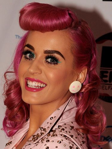 5d29563dc91 There's no time for Katy to cry over her break-up with hubby Russell Brand  as she'll be launching an exclusive set of false lashes with Eylure next  month.