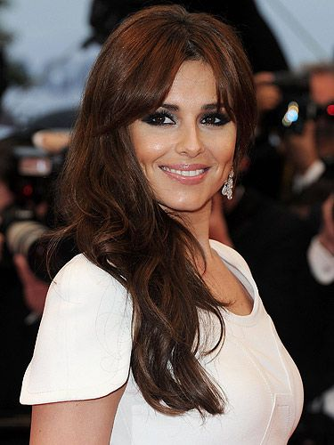 Cheryl Cole Took Her Pretty Self Off To Cannes Film Festival Over The Weekend And Didn T She Look Gorgeous We Adored Stéphane Rolland Scarlet
