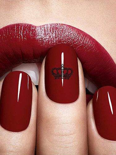 Dior nail art fit for a queen prinsesfo Images