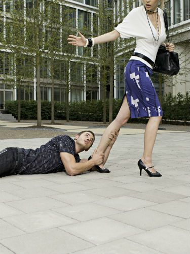 Why men are getting clingy