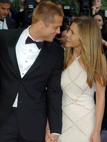 And Jennifer Aniston Has Reportedly Taken Things To A Whole New Level After Inviting Ex Hubby Brad Pitt S Mother Her Second Wedding