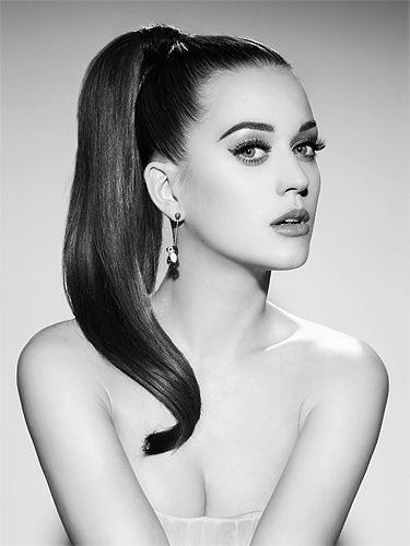 Katy Perry's signature scent, ''Purr