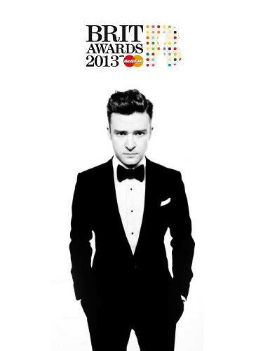 Justin timberlake to perform at 2013 brit awards its official justin timberlake will be performing his new track suit tie at the 2013 brit awards voltagebd Images