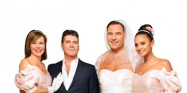 Simon Cowell S Wedding To Be Shown On Tv