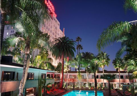 Hotels Near Roosevelt Hotel Los Angeles