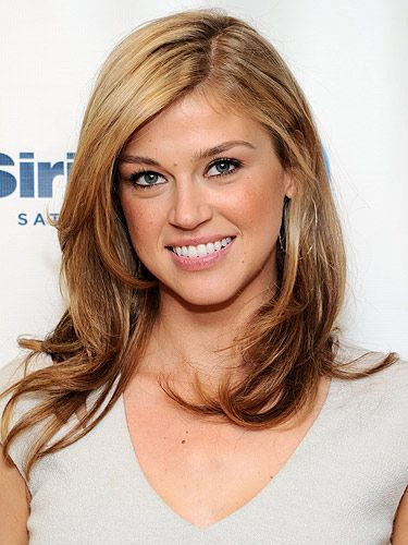 is adrianne palicki the luckiest girl in the world