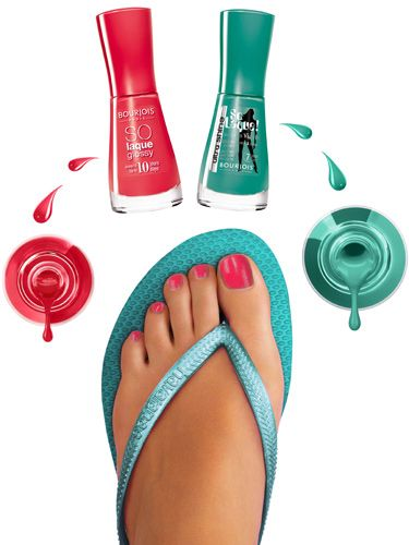 569cf643b35f FREE Bourjois pedicures at the Havaianas Beauty Bar