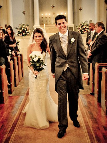 And Klaxons Musician James Rightons No Frills Wedding Hoping That It Will Spark A Trend With The Average Now Costing Couples GBP20000