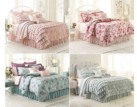 Lauren Conrad launches Kohl\'s bedding collection