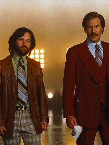 Anchorman Is A Film That Has A Cult Following. Update Your Facebook Status  To U0027I Love Lampu0027 And We Bet Every Guy On Your Friendship List Will Hit The  U0027likeu0027 ...