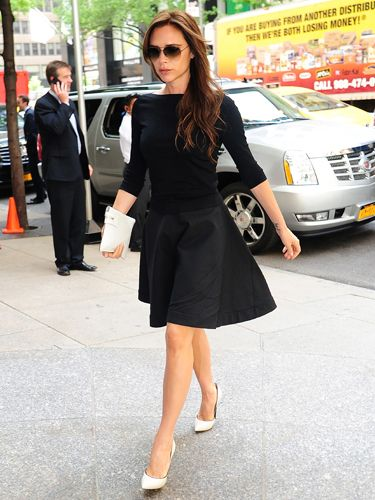 ce1f5d4b6f8 What s sexy now  how to wear the modern white heel