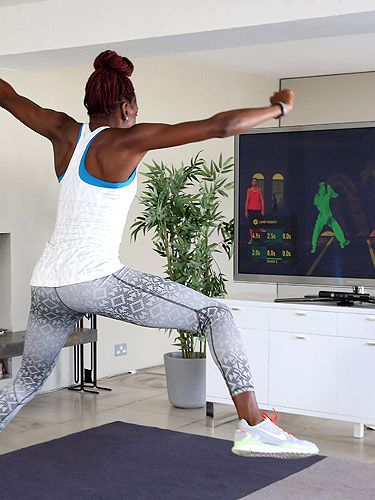 misil gritar recompensa  Cosmo reviews Nike+ Kinect Training