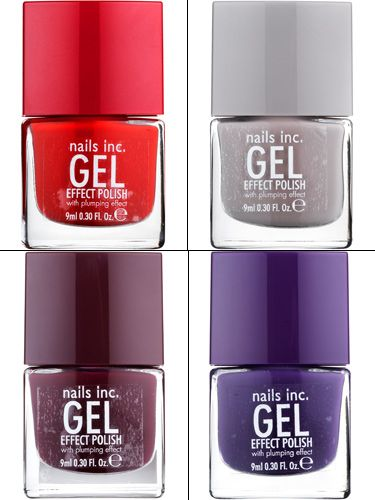 Nails inc launch Gel Effect Polish