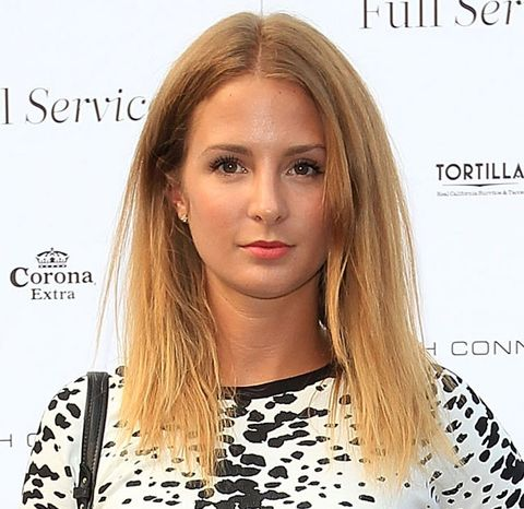 0ed8d960696 Do you think Millie looks better blonde? Tell us in the comment box below  or tweet us @CosmopolitanUK