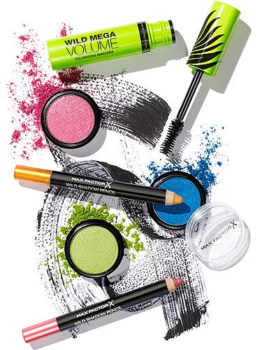 93a125b6717 We're all going Wild (sorry) for Max Factor's bright makeup collection with  reports coming in that emergency orders have been placed at 56 Superdrug  stores ...