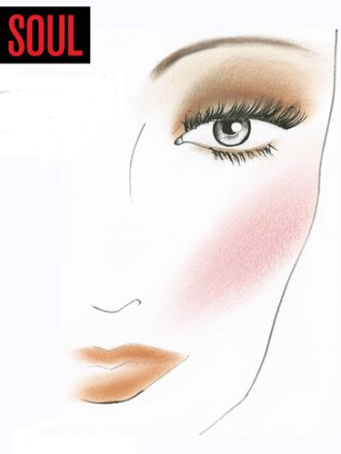 Smashbox Cosmetics video makeup tutorial