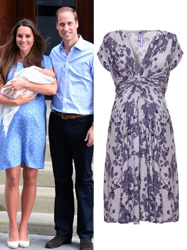 Kate Middleton Post Baby Outing