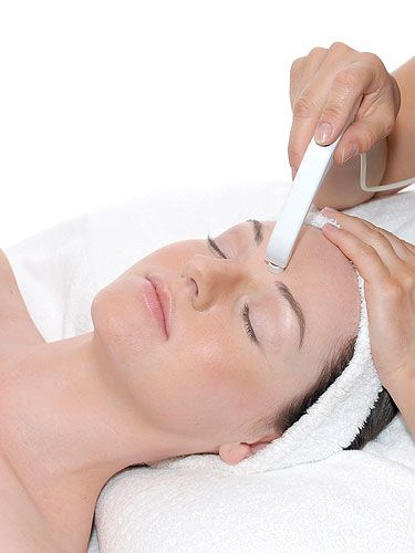Crystal Clear Oxygen Facial London