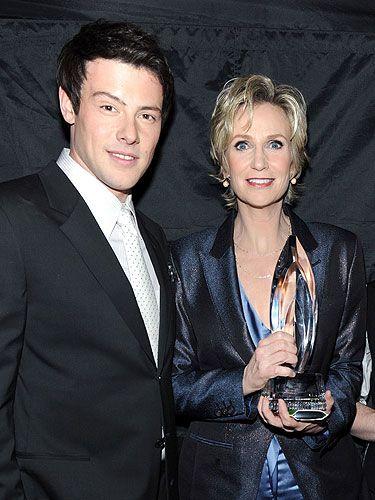 Jane Lynch talks Glee Monteith episode :: Glee news